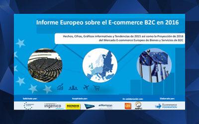 Informe Europeo B2C en 2016